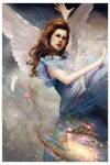 angel of the moon by jeylina