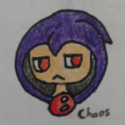 chaos (coloured) by xXTinyBatsXx