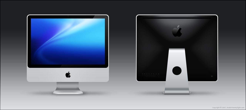 iMac by javierocasio