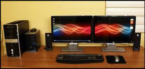 New setup by javierocasio