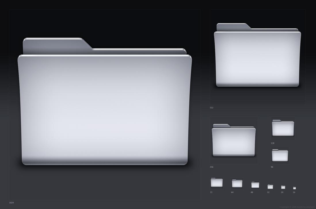 WIP Folder Icon by javierocasio