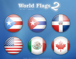 WIP - World Flags 2 by javierocasio
