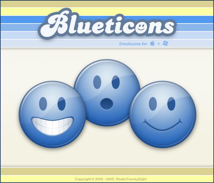WIP Blueticons by javierocasio