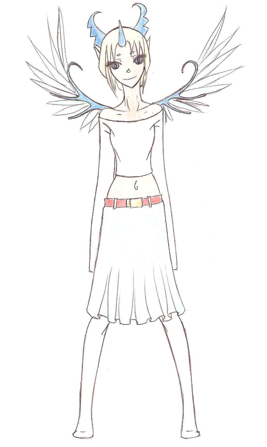 faery by jenna-aw
