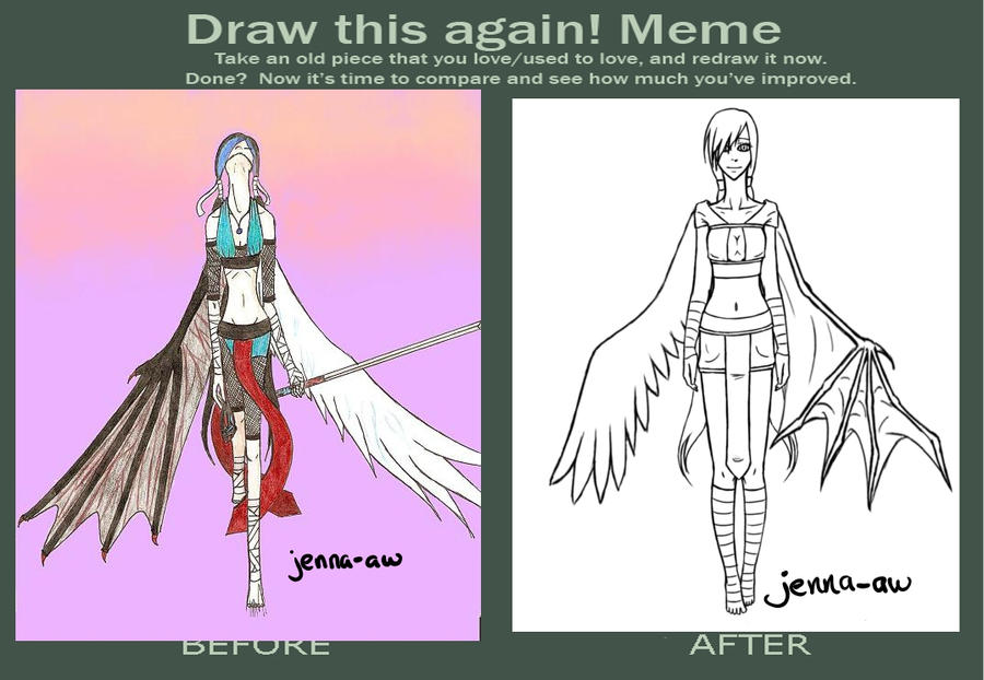 before after meme by jenna-aw