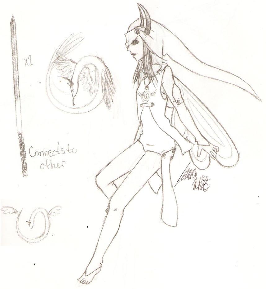 Fan Troll GodTier by jenna-aw