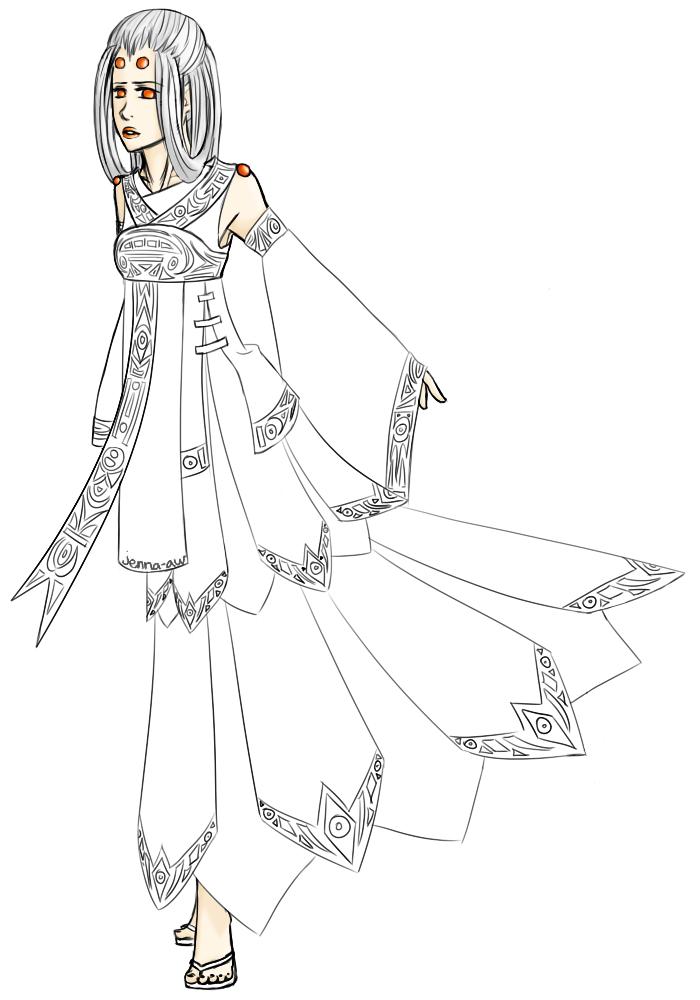 Random doodle by jenna-aw