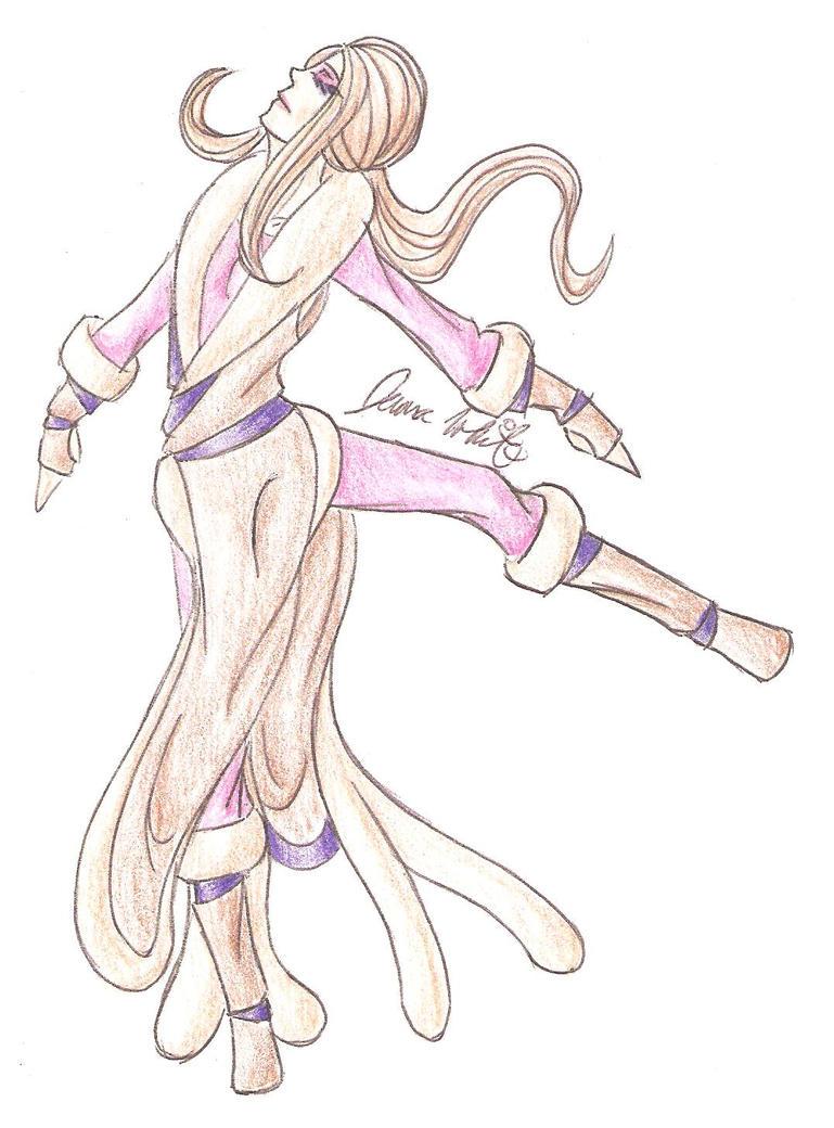 Dancer by jenna-aw