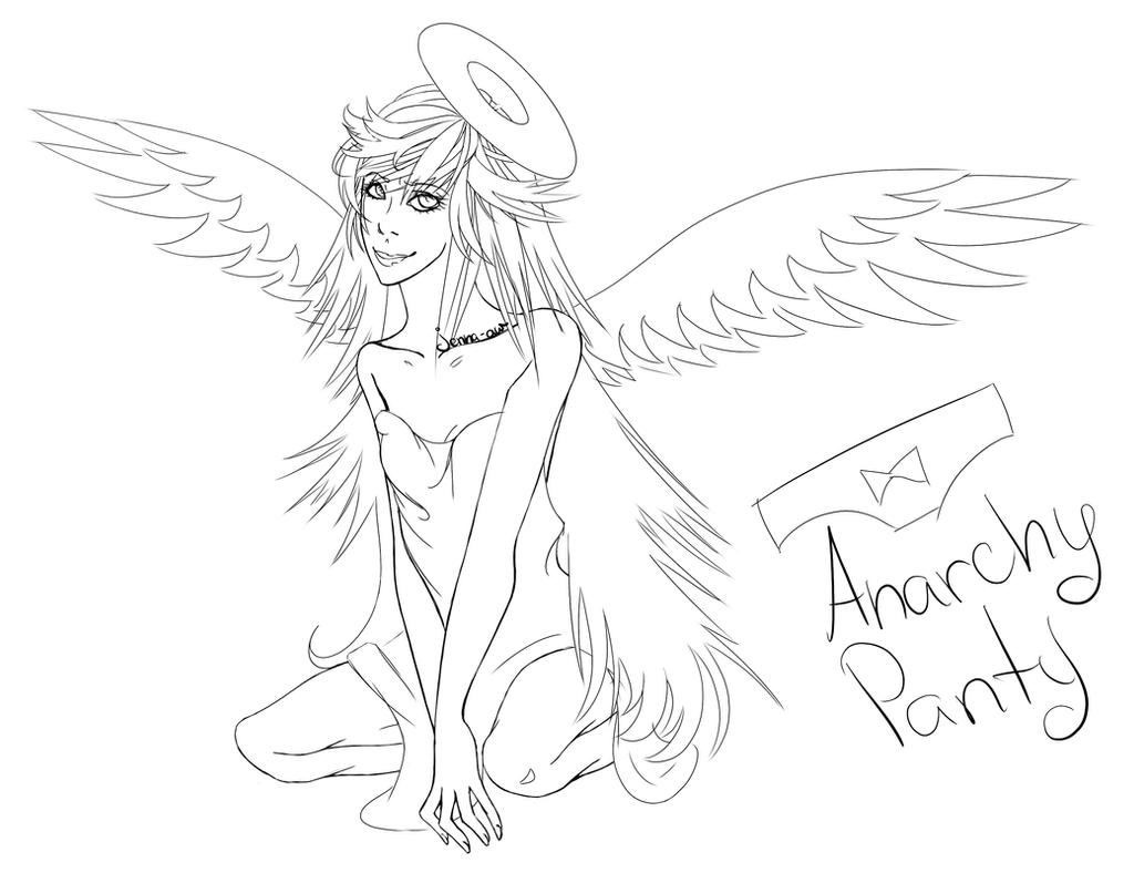 Anarchy Panty by jenna-aw
