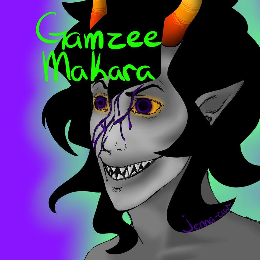 Gamzee Makara by jenna-aw