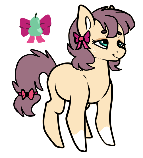 Snails X Apple Bloom Adoptable OPEN by TheAppleBeauty