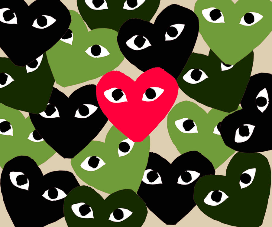 Comme Des Garcons Wallpaper By Canibaljay On Deviantart