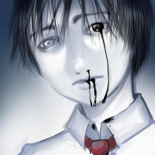 black feelings by Murata