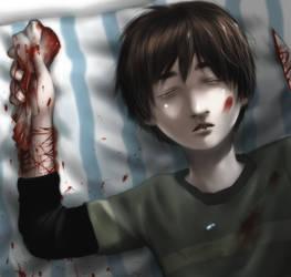 little boy lost by Murata