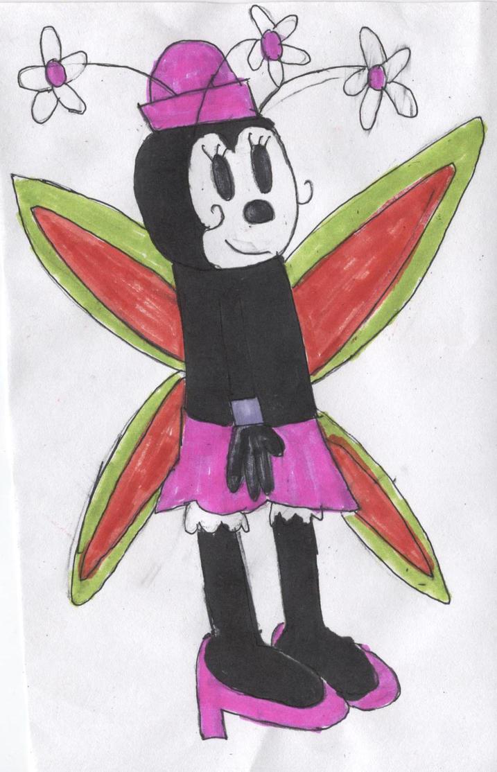 Mary Butterfly by HazardStormStrike