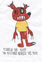 Einniw The Hoop by ElectricStormFire86