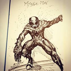 mygale-Man