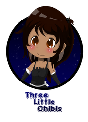 Brina-chan(Transparent) by StarProjectCreation