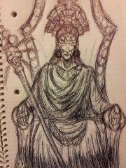 Mrs. Death by El-Sidonator