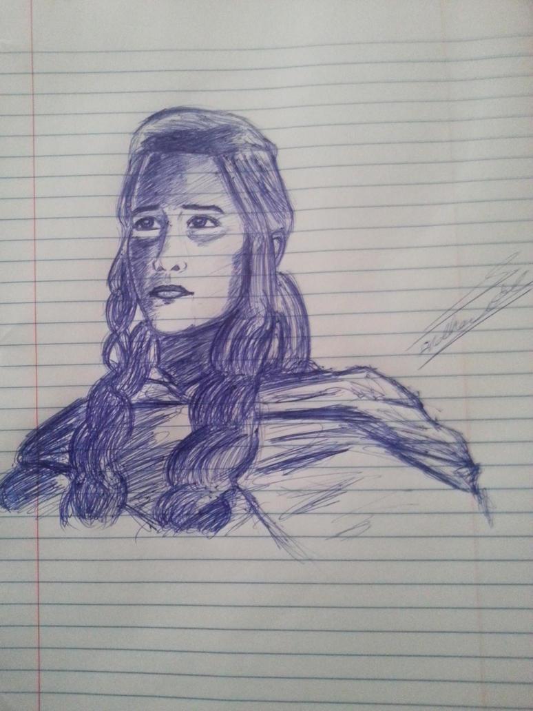 Khaleesi by El-Sidonator