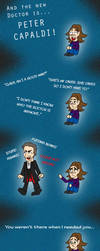Doctor Who: 2014-2015 by PrincessHannah