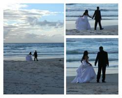 Romantic Wedding Day by ChainedFreeSpirit