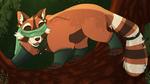 Tree Monk [patreon reward]