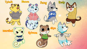 Some Fave Villagers