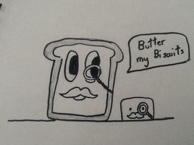 Butter My Biscuits by TobyKittens on DeviantArt
