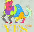YES by StapledSlut
