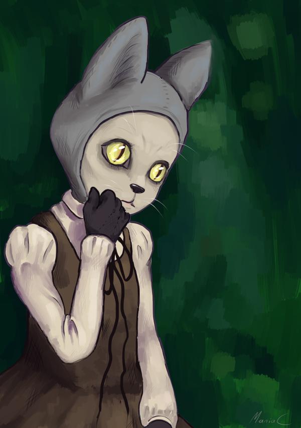Kitten by StapledSlut