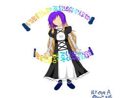 Hijiri Byakuren doodle :P