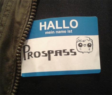 Prospass's Profile Picture