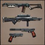CotV: Assault Weapons