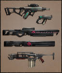 CotV: Special Weapons