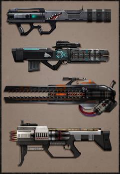 CotV: Heavy Weapons