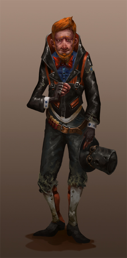 Wasteland Gentleman by Prospass
