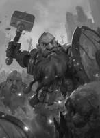 Battle of Roak by Prospass