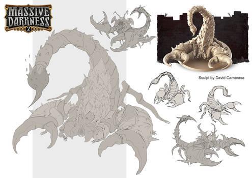 Massive Darkness 2: Scorpion King