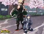 [YCH 11] - Bakugou and Yasu