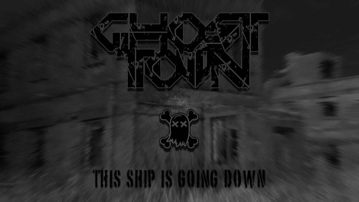 tentacles - ghost town (wallpaper)finallyakilljoy on deviantart