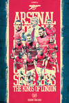Arsenal 12/13 ''The kings of london''