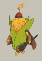 Corn guard by guillegarcia