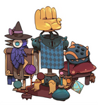 Cauldron's Universe Trinkets