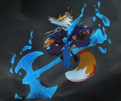 Spirit Fox