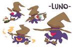 Luno Character Sheet