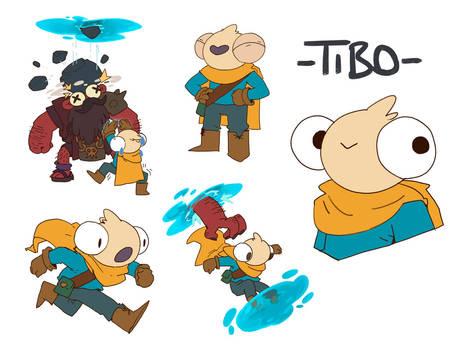 Tibo Character Sheet
