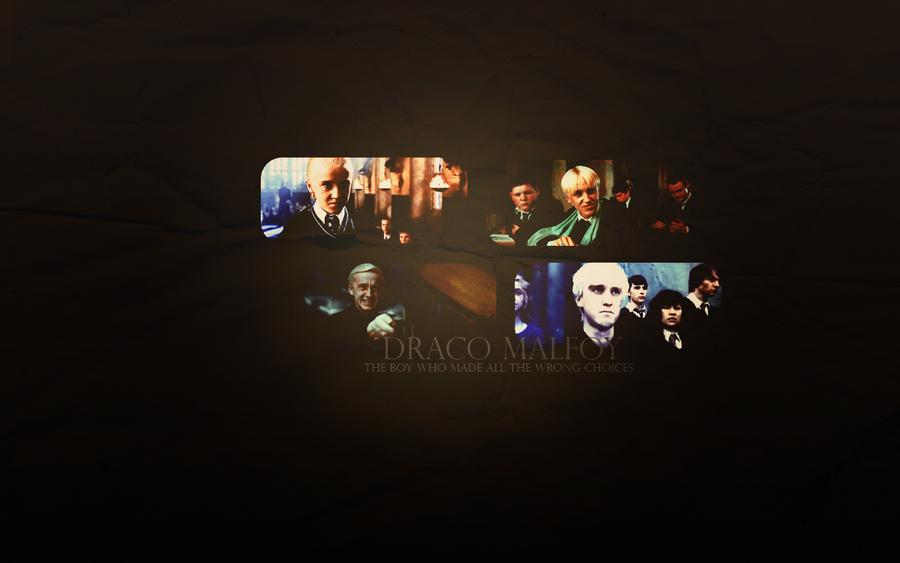 Draco Malfoy by avadaxkedavra