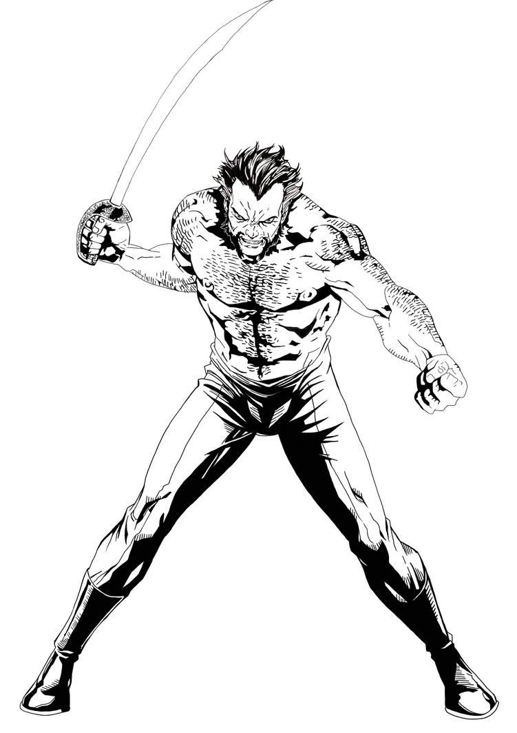 Ra's Al Ghul by asura06 on DeviantArt