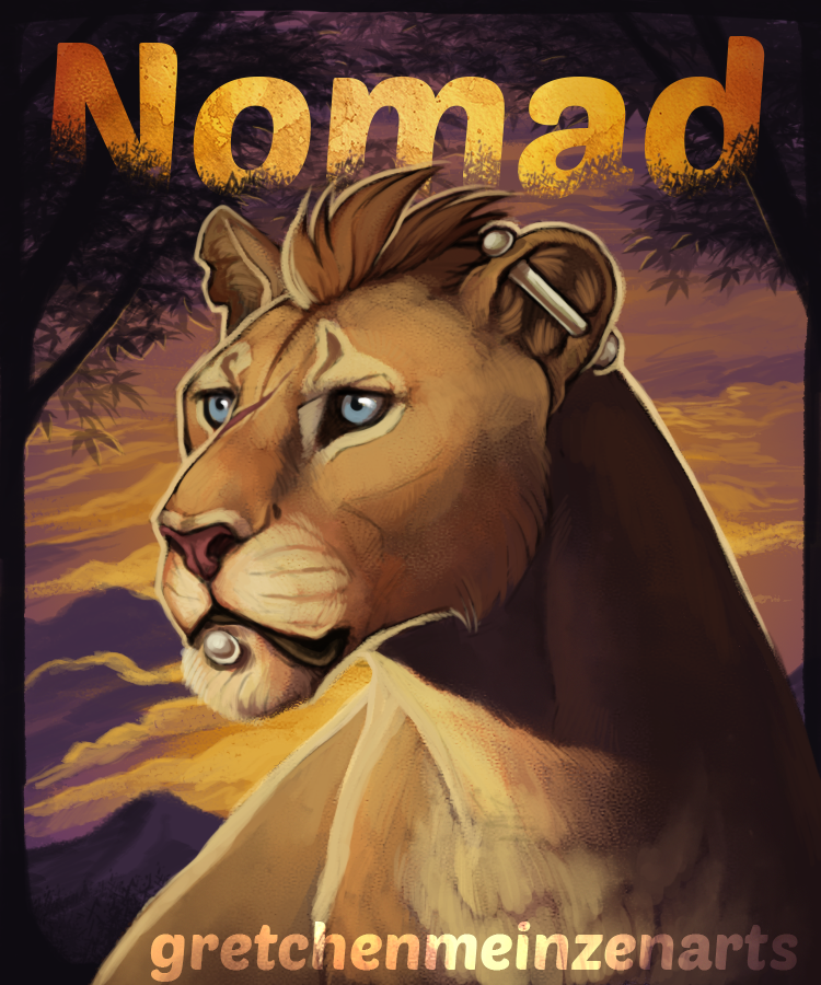 Badge Commission by TigerTang
